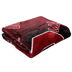 Oklahoma Sooners Throw Blanket