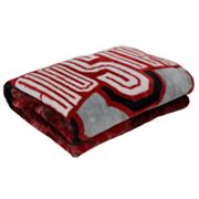 Ohio State Buckeyes Throw Blanket