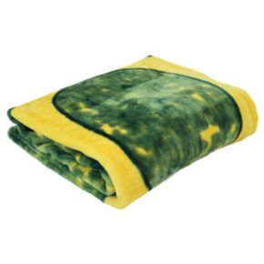 Oregon Ducks Throw Blanket