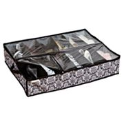 Laura Ashley Delancy Underbed Shoe Organizer