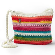 Croft and Barrow Sedona Striped Cross-Body Bag