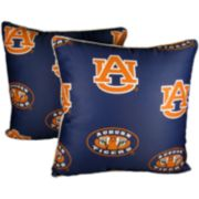 Auburn Tigers Decorative Pillow Set