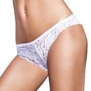 Maidenform Lace Tanga
