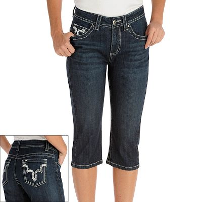 Lee Harley Slender Secret Denim Skimmer Pants