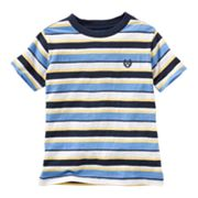 Chaps Striped Tee - Toddler