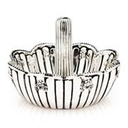 Godinger Fluted Ring Holder
