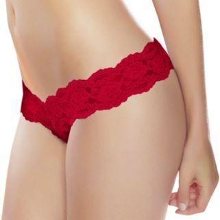 Jezebel Posh Lace Thong - Women's