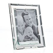 Godinger Madison Avenue 5'' x 7'' Crystal Frame