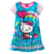 Hello Kitty Balloon Nightgown - Toddler