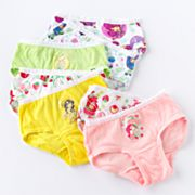 Strawberry Shortcake 7-pk. Briefs - Girls