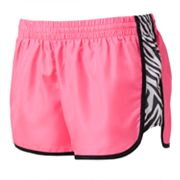 SO Zebra Running Shorts - Juniors