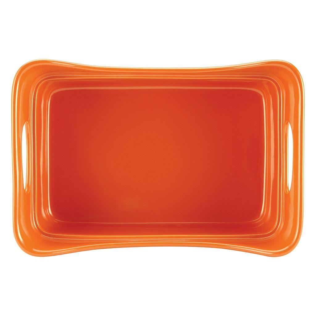 Rachael Ray 3 1/2-qt. Covered Rectangular Casserole Dish