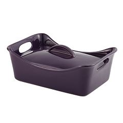Rachael Ray 3 1/2-qt. Covered Rectangular Casserole Dish