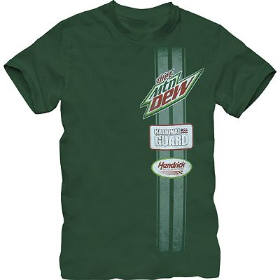 Dale Earnhardt, Jr. Vintage Stripe Tee - Men