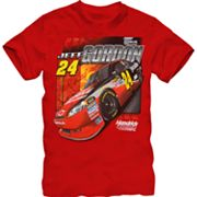 Jeff Gordon Flame Tee - Men