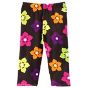 Jumping Beans Floral Leggings - Baby