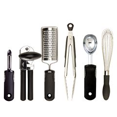 OXO Good Grips 6 pc Kitchen Essentials Set