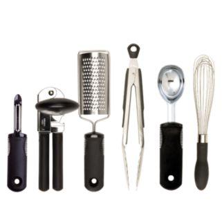 OXO Good Grips 6-pc. Kitchen Essentials Set