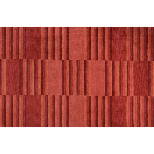 Momeni Gramercy Colorblock Striped Rug - 3'6'' x 5'6''