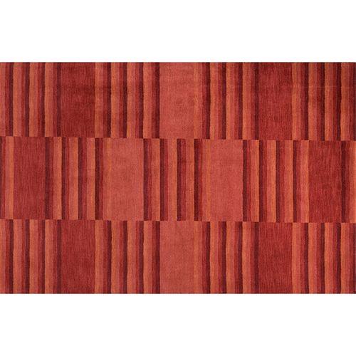 Momeni Gramercy Colorblock Striped Rug - 5' x 8'
