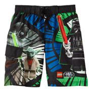 LEGO Star Wars Swim Trunks - Boys 4-7