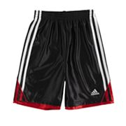 adidas Prime Striped Dazzle Shorts - Toddler