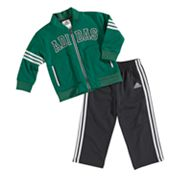 adidas Tricot Jacket and Pants Set - Toddler