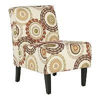 Safavieh Marka Armless Club Chair