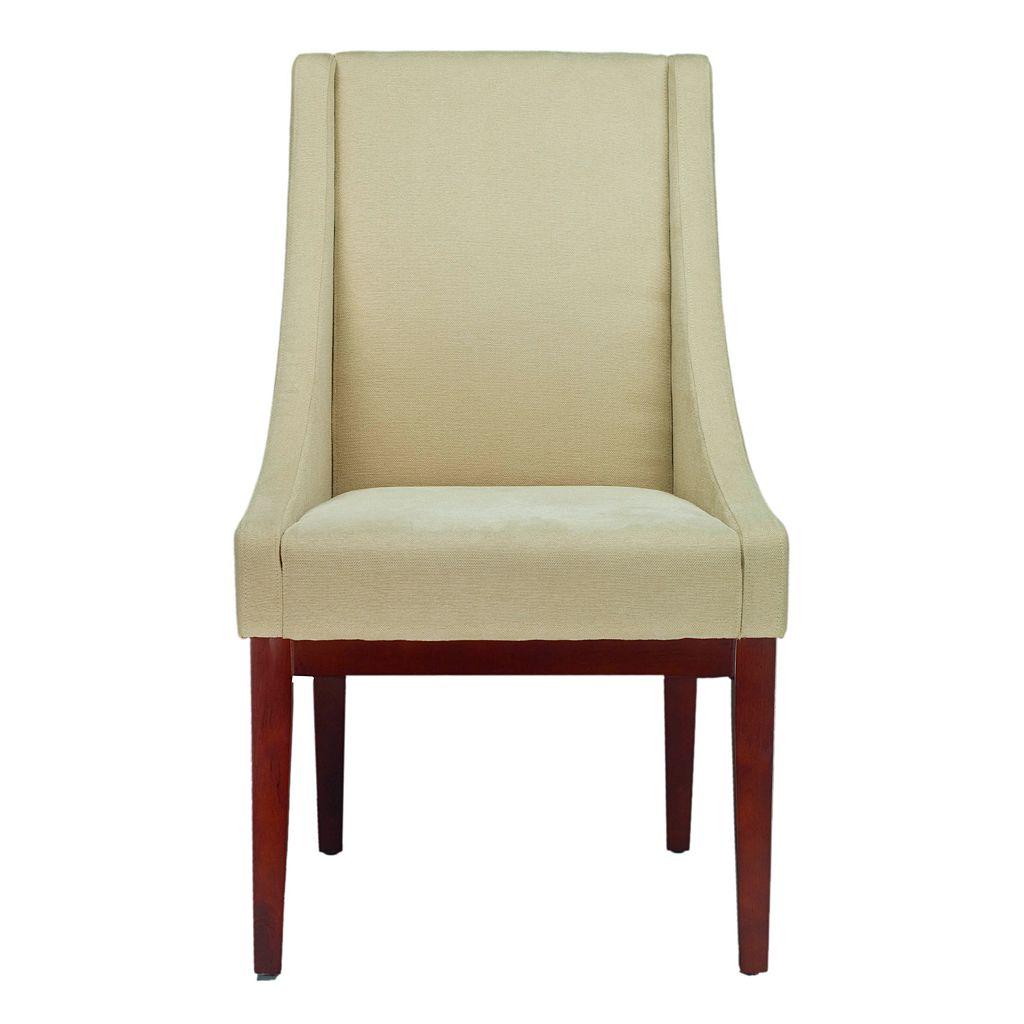 Safavieh Khaki Sloping Armchair