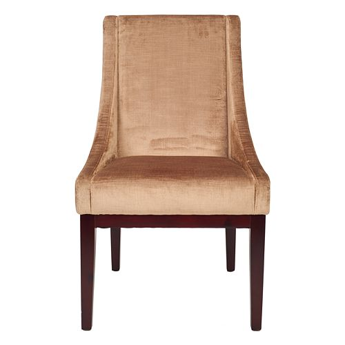 Safavieh Champagne Sloping Armchair
