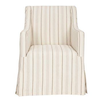 Safavieh Sandra Slipcover Chair