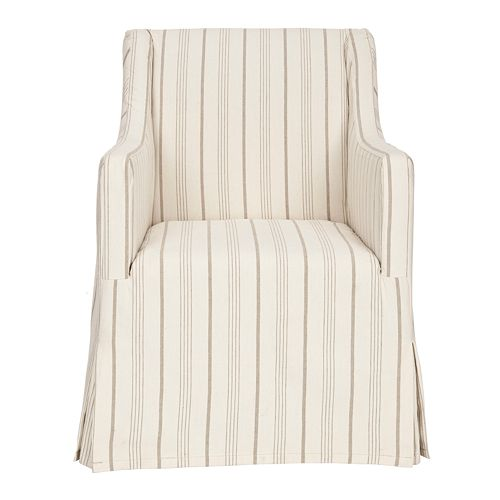 Safavieh Sandra Slipcover Chair