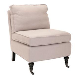 Safavieh Randy Armless Club Chair