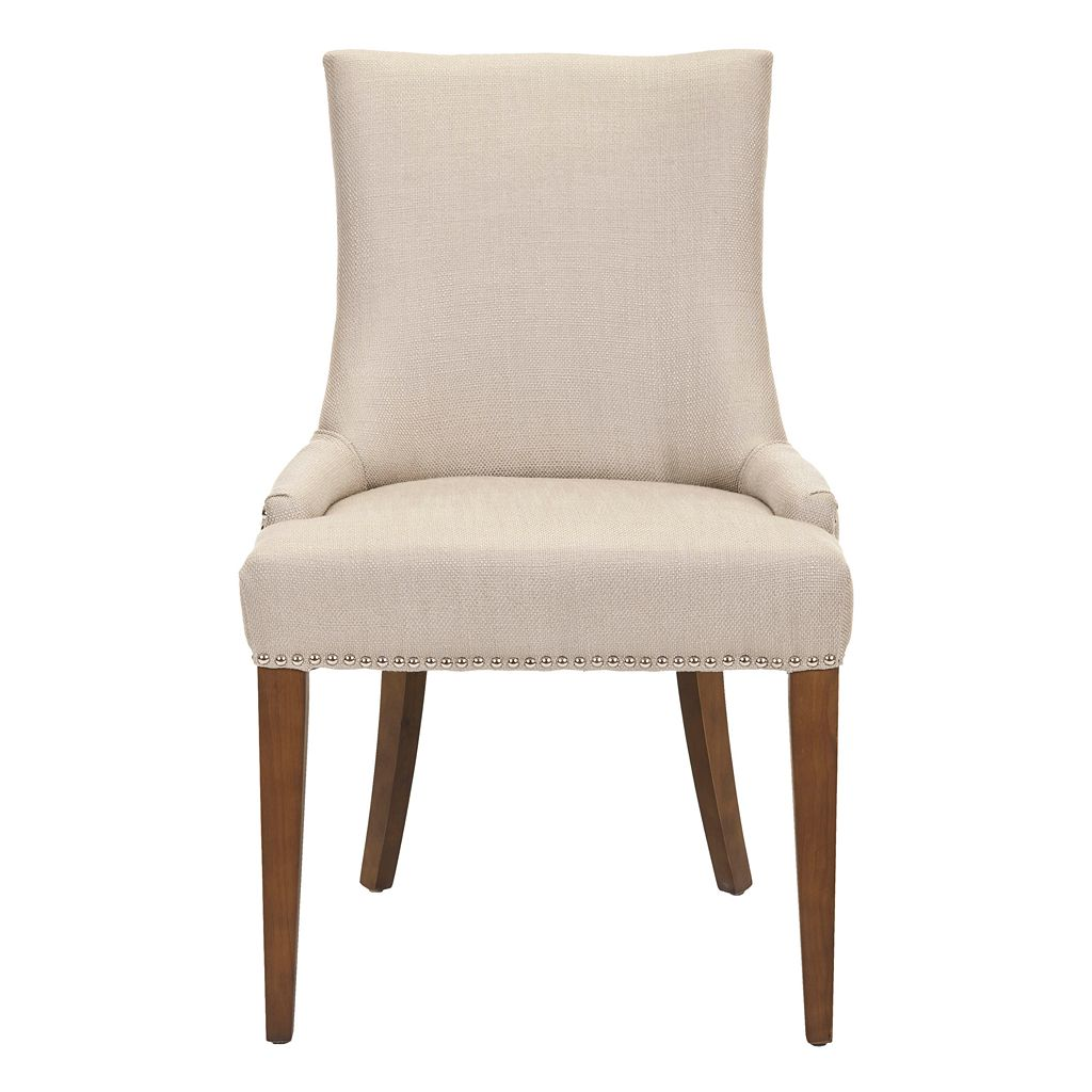 Safavieh Becca Beige Dining Chair