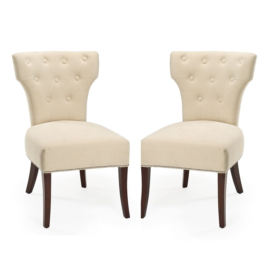 Safavieh 2-pc. Broome Sand Side Chair Set