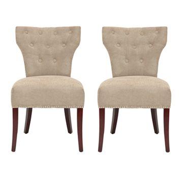 Safavieh 2-pc. Broome Side Chair Set