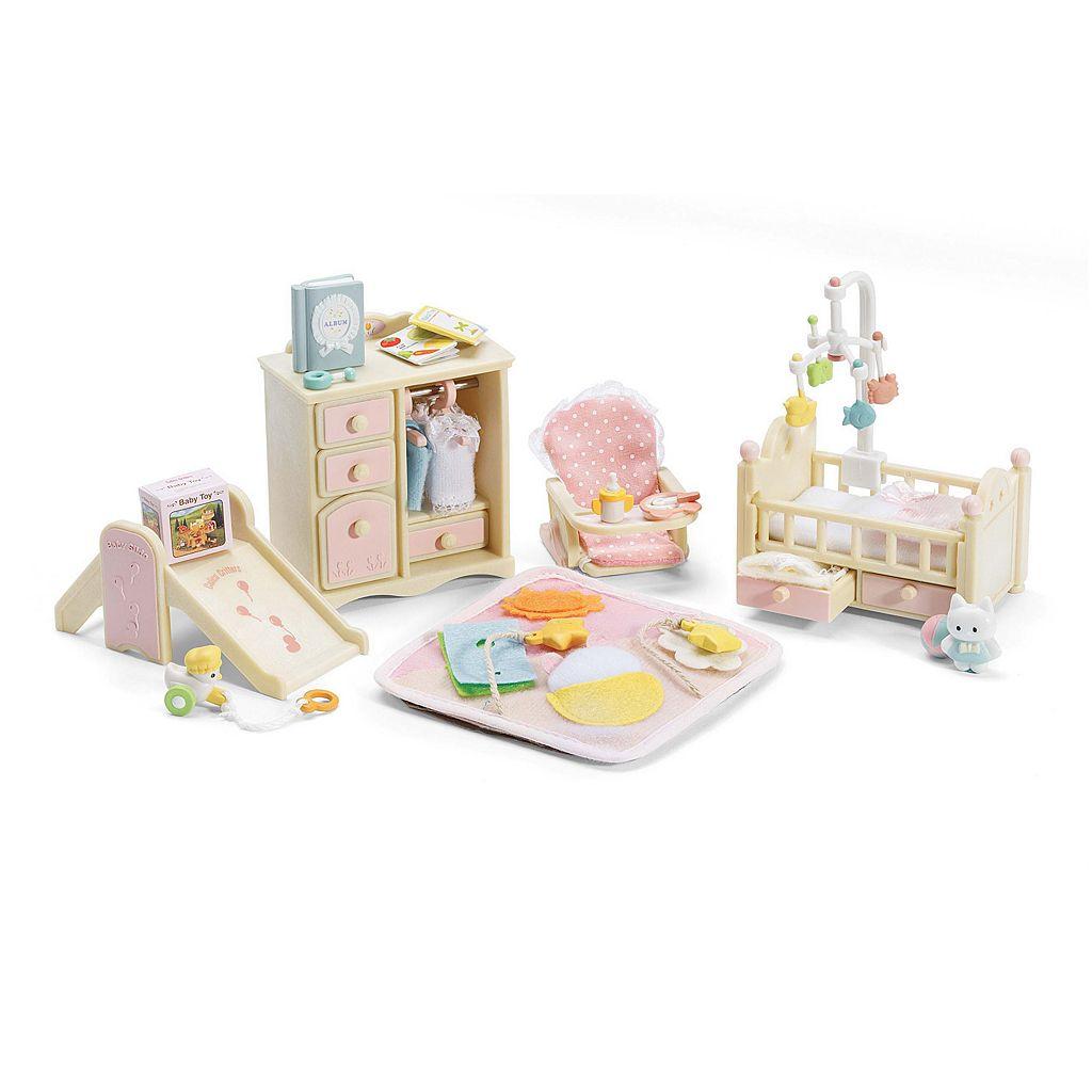 Calico Critters Babys Nursery Set