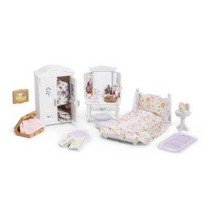 Calico Critters Girls Lavender Bedroom Set