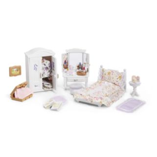 Calico Critters Girls Lavender Bedroom Set