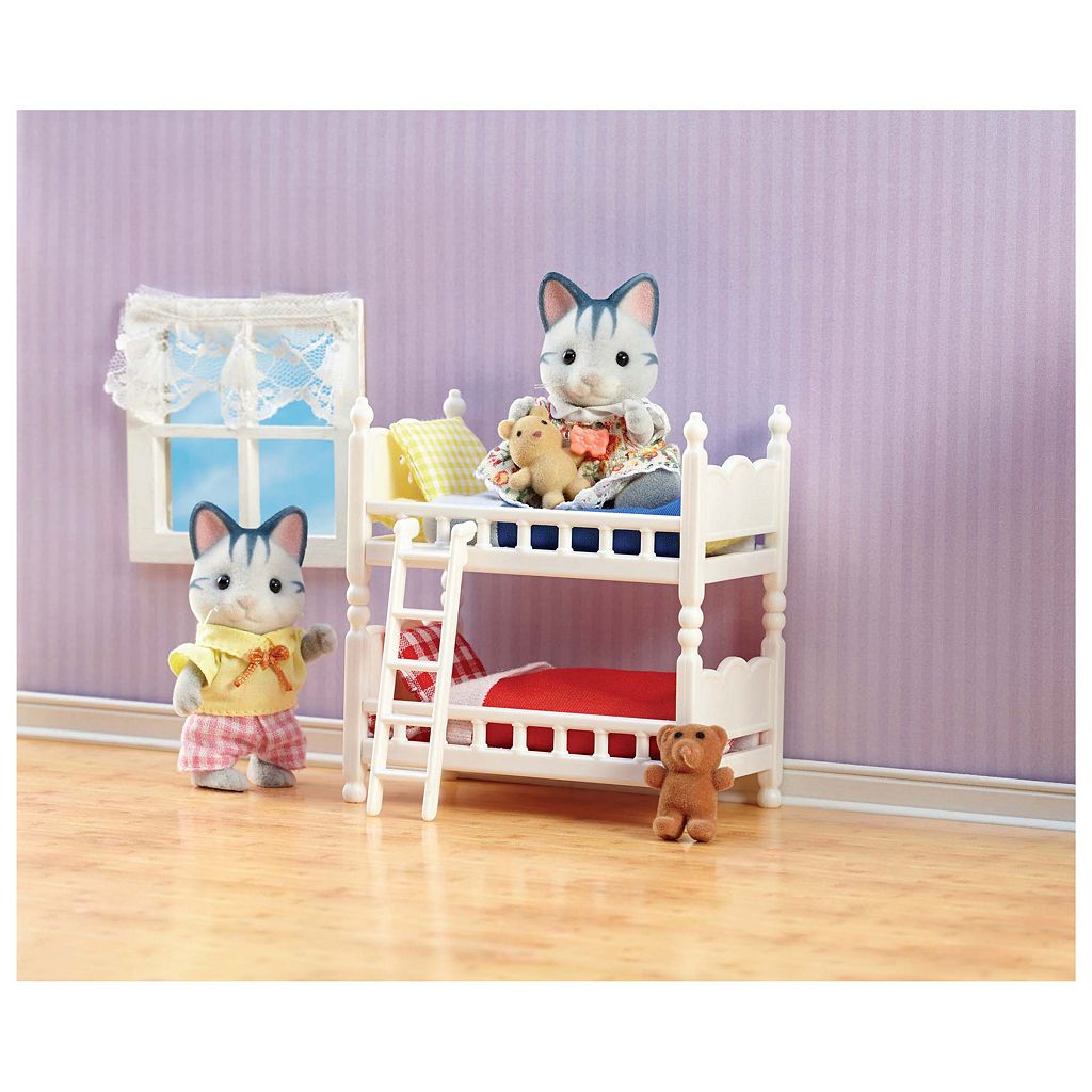 Calico Critters Children's Bedroom Set