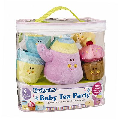Earlyears Baby Tea Party Set