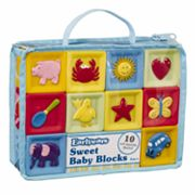 Earlyears Sweet Baby Blocks Set