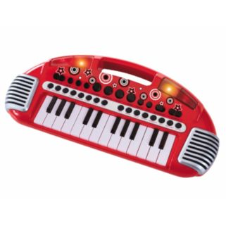 Early Learning Center Carry Along Keyboard