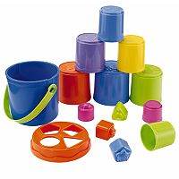 Kidoozie Nest Stack Buckets