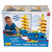 Kidoozie iPlay Super Spiral Play Tower
