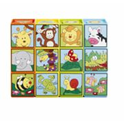 Kidoozie Shape Sorter Puzzle Blocks Set