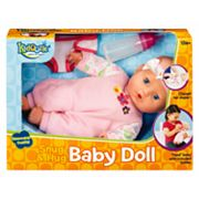 Kidoozie Snug and Hug Baby Doll