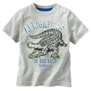 SONOMA life + style Alligator Marled Tee - Toddler
