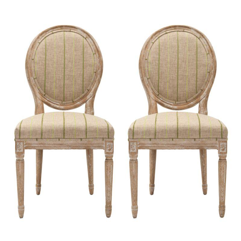 Tan Dining Room Chair