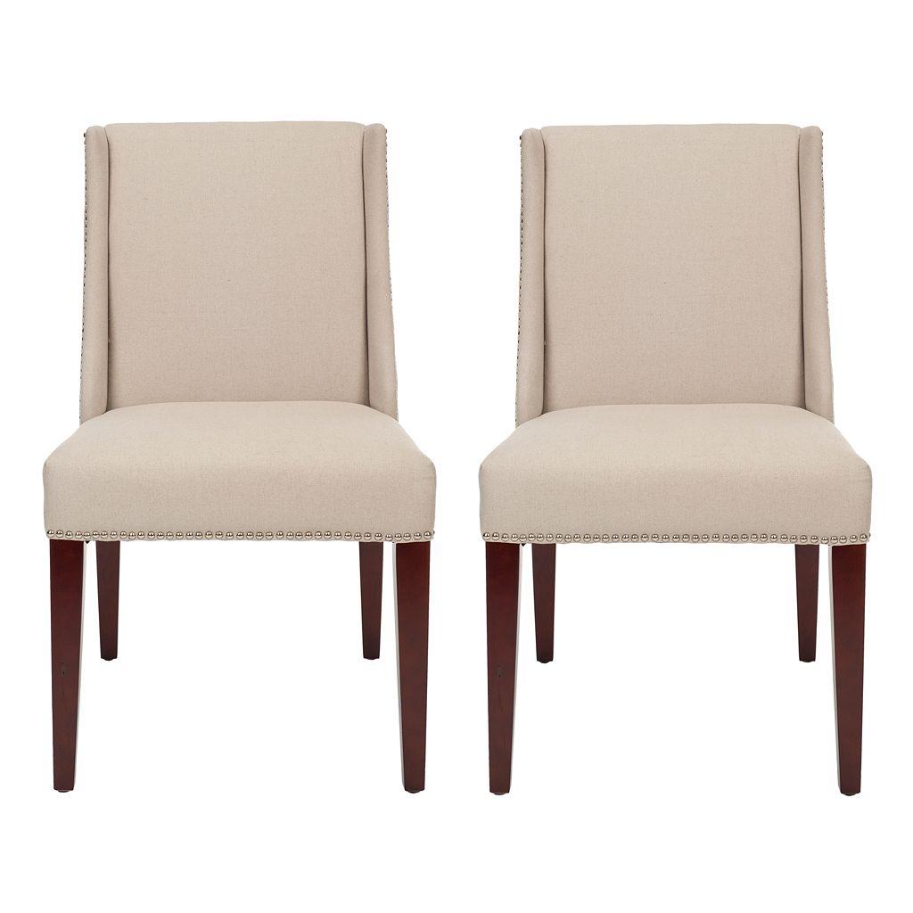 Safavieh 2-pc. Lauren Side Chair Set